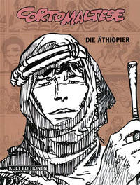 Cover Thumbnail for Corto Maltese (Kult Editionen, 2001 series) #[6] Die Äthiopier