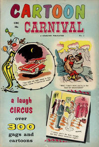 Cover Thumbnail for Cartoon Carnival (Charlton, 1962 series) #2