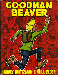 Cover Thumbnail for Goodman Beaver (Kitchen Sink Press, 1984 series)