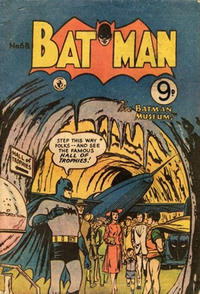 Cover Thumbnail for Batman (K. G. Murray, 1950 series) #68