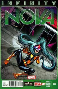 Cover Thumbnail for Nova (Marvel, 2013 series) #9
