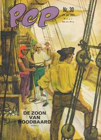 Cover Thumbnail for Pep (Geïllustreerde Pers, 1962 series) #30/1965