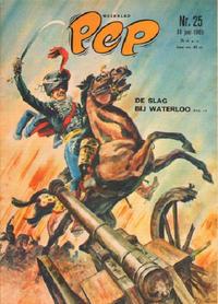 Cover Thumbnail for Pep (Geïllustreerde Pers, 1962 series) #25/1965