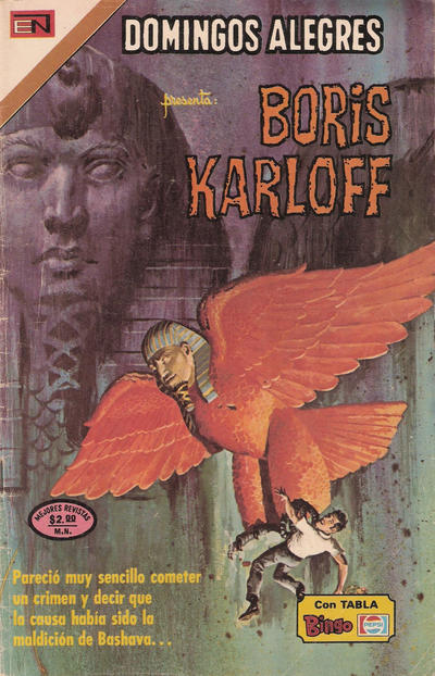 Cover for Domingos Alegres (Editorial Novaro, 1954 series) #1079