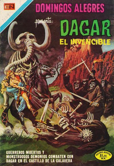 Cover for Domingos Alegres (Editorial Novaro, 1954 series) #1009