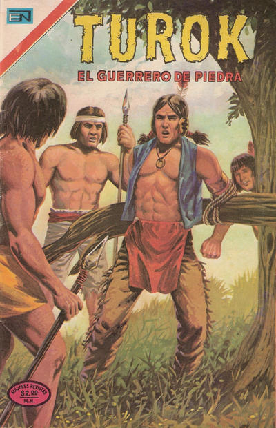 Cover for Turok (Editorial Novaro, 1969 series) #75