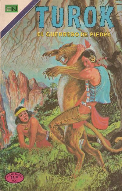 Cover for Turok (Editorial Novaro, 1969 series) #72