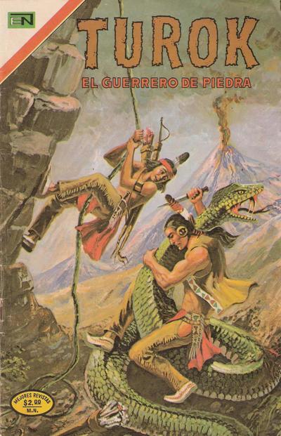Cover for Turok (Editorial Novaro, 1969 series) #79