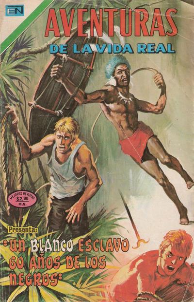 Cover for Aventuras de la Vida Real (Editorial Novaro, 1956 series) #231