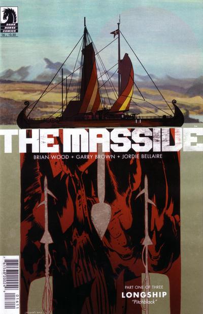 Cover for The Massive (Dark Horse, 2012 series) #16