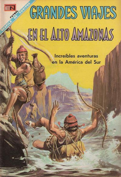 Cover for Grandes Viajes (Editorial Novaro, 1963 series) #65