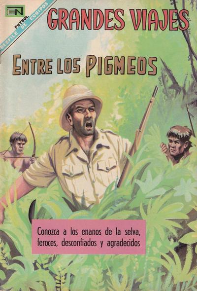 Cover for Grandes Viajes (Editorial Novaro, 1963 series) #67