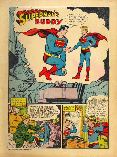 Cover for Superman's Buddy (DC, 1954 series) #[nn]