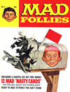 Cover for Mad Follies (EC, 1963 series) #7