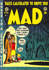 Cover for MAD (EC, 1952 series) #1
