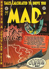 Cover for Mad (EC, 1952 series) #10