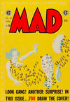 Cover for MAD (EC, 1952 series) #18