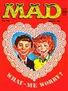 Cover for Mad (EC, 1952 series) #45