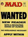 Cover for MAD (EC, 1952 series) #107