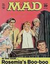 Cover for MAD (EC, 1952 series) #124