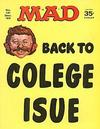 Cover for MAD (EC, 1952 series) #131