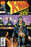 Cover for X-Man (Marvel, 1995 series) #55 [Direct Edition]