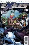Cover for Exiles (Marvel, 2001 series) #7 [Direct Edition]