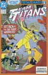 Cover for Team Titans (DC, 1992 series) #2