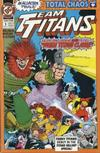 Cover for Team Titans (DC, 1992 series) #3