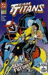 Cover for Team Titans (DC, 1992 series) #11