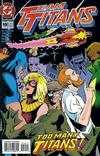Cover for Team Titans (DC, 1992 series) #19