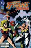 Cover for Team Titans (DC, 1992 series) #21