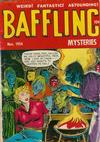 Cover for Baffling Mysteries (Ace Magazines, 1951 series) #23