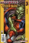 Cover for Ultimate Spider-Man (Marvel, 2000 series) #24
