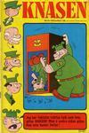 Cover for Knasen (Semic, 1970 series) #8/1970