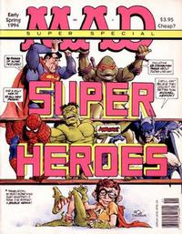 Cover Thumbnail for MAD Special [MAD Super Special] (EC, 1970 series) #96