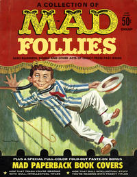 Cover Thumbnail for Mad Follies (EC, 1963 series) #1