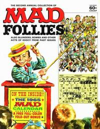 Cover Thumbnail for Mad Follies (EC, 1963 series) #2