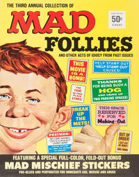 Cover Thumbnail for MAD Follies (EC, 1963 series) #3
