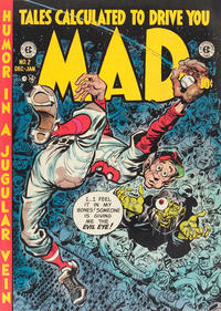 Cover for MAD (EC, 1952 series) #2