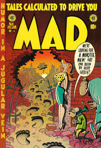 Cover Thumbnail for Mad (EC, 1952 series) #8