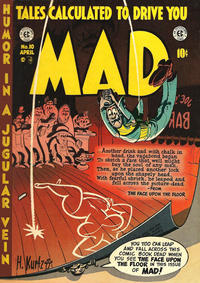Cover Thumbnail for MAD (EC, 1952 series) #10