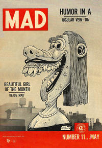 Cover Thumbnail for MAD (EC, 1952 series) #11