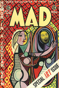 Cover Thumbnail for MAD (EC, 1952 series) #22