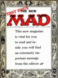 Cover Thumbnail for MAD (EC, 1952 series) #24