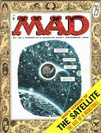 Cover Thumbnail for MAD (EC, 1952 series) #26