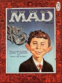 Cover Thumbnail for MAD (EC, 1952 series) #30