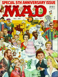 Cover Thumbnail for MAD (EC, 1952 series) #35