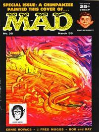 Cover Thumbnail for MAD (EC, 1952 series) #38
