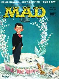 Cover Thumbnail for MAD (EC, 1952 series) #40